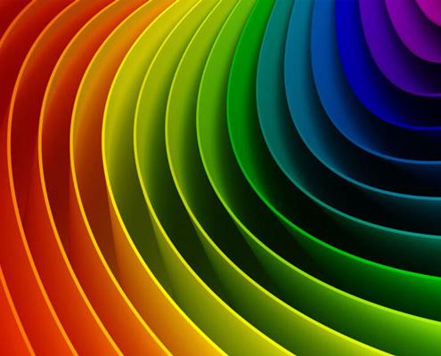 رنگهای هماهنگ