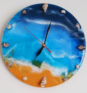 ساعت رزینی