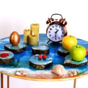 میز دریای رزینی