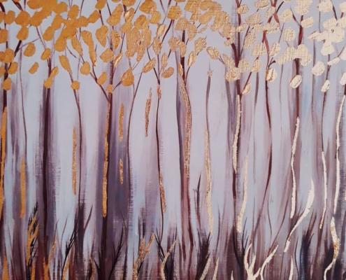 تابلو دکوراتیو درخت