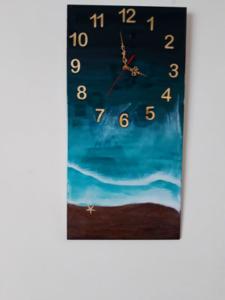 ساعت دریای رزینی
